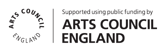 Supported by the Arts Council