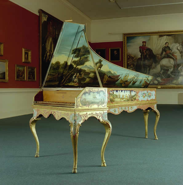 Gallery 10 - Case Histories: Italian Harpsichord