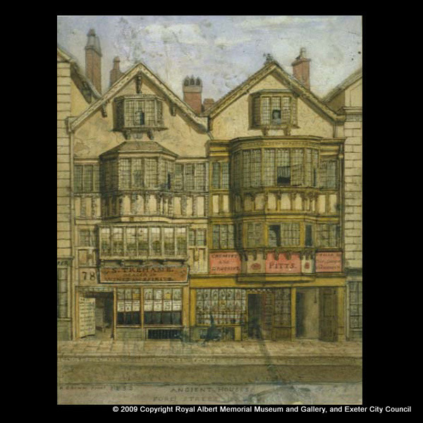 The Chevalier Inn, Fore Street