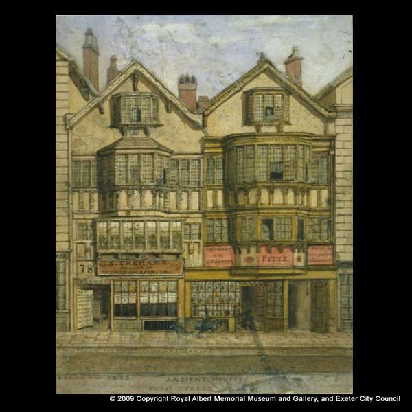 The Chevalier Inn, Fore Street