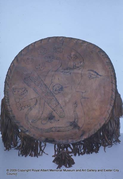 Gallery 10 - Case Histories: Cochise's Shield