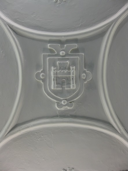 Barnstaple: Daw  Co - decorative plaster ceiling