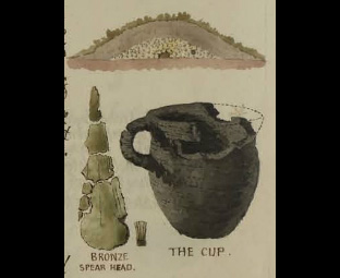 Farway Dagger and Cup Illustration