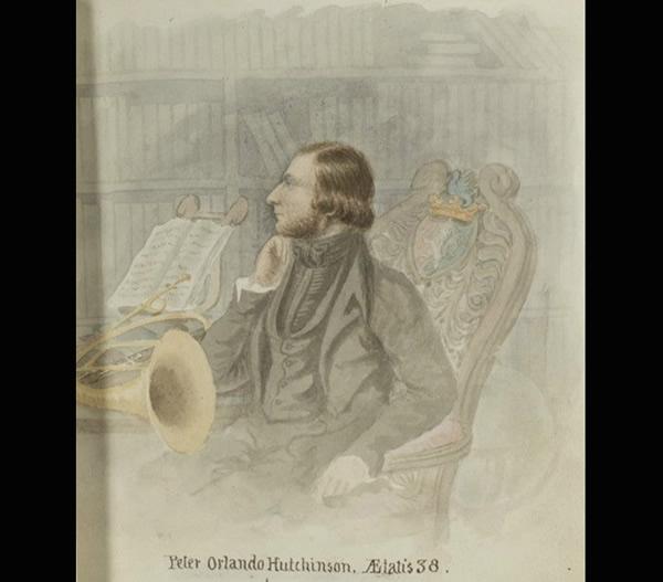 Hutchinson Self-Portrait