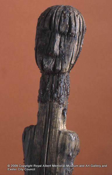 Kingsteignton Figure