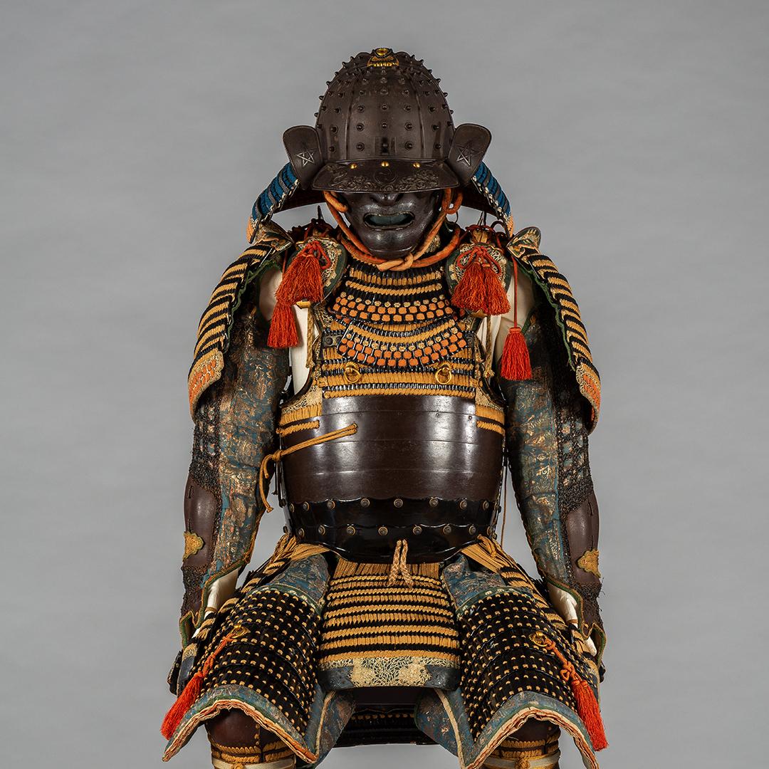 Samurai armour, World Cultures gallery