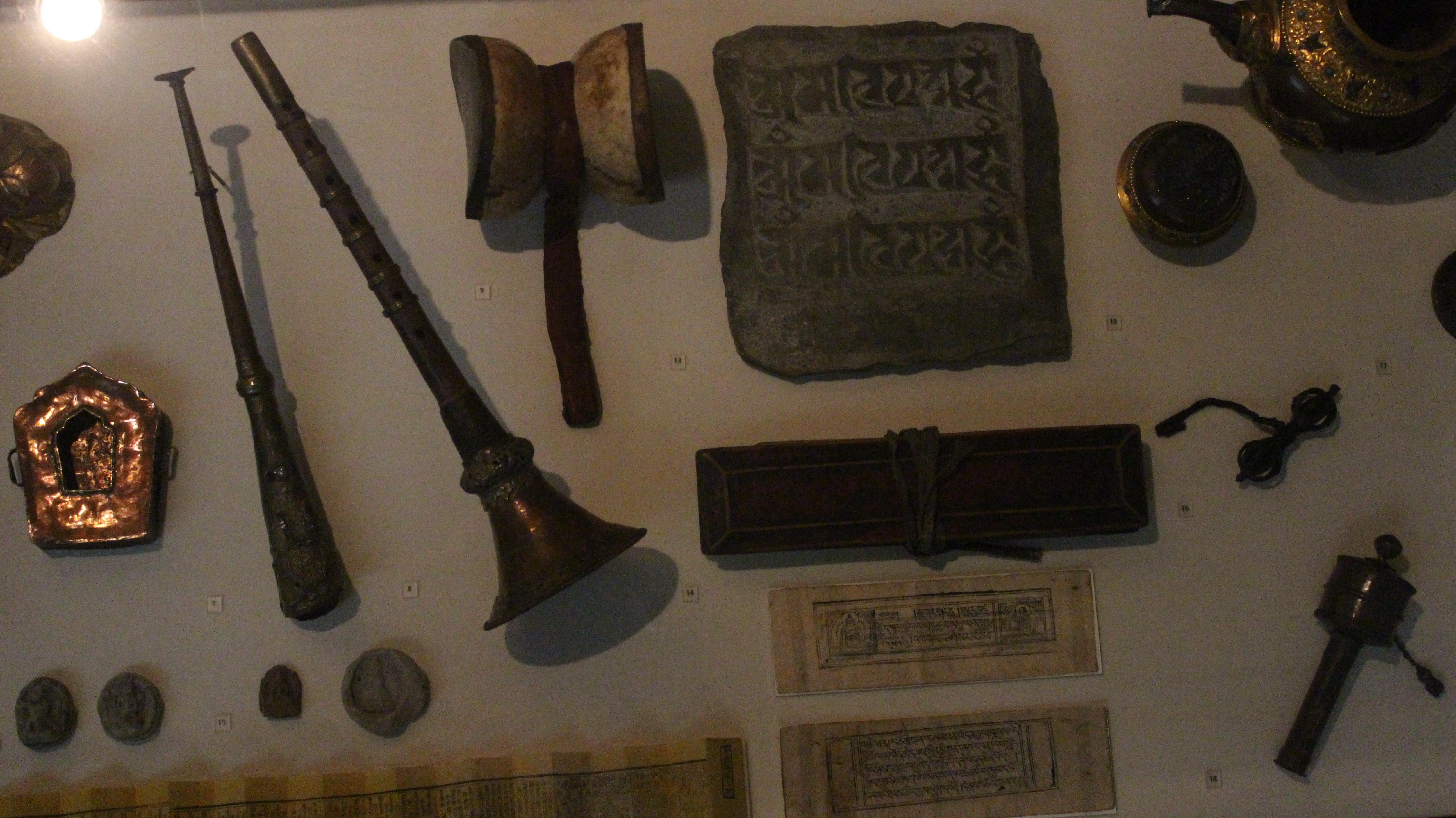 Tibetan Instruments