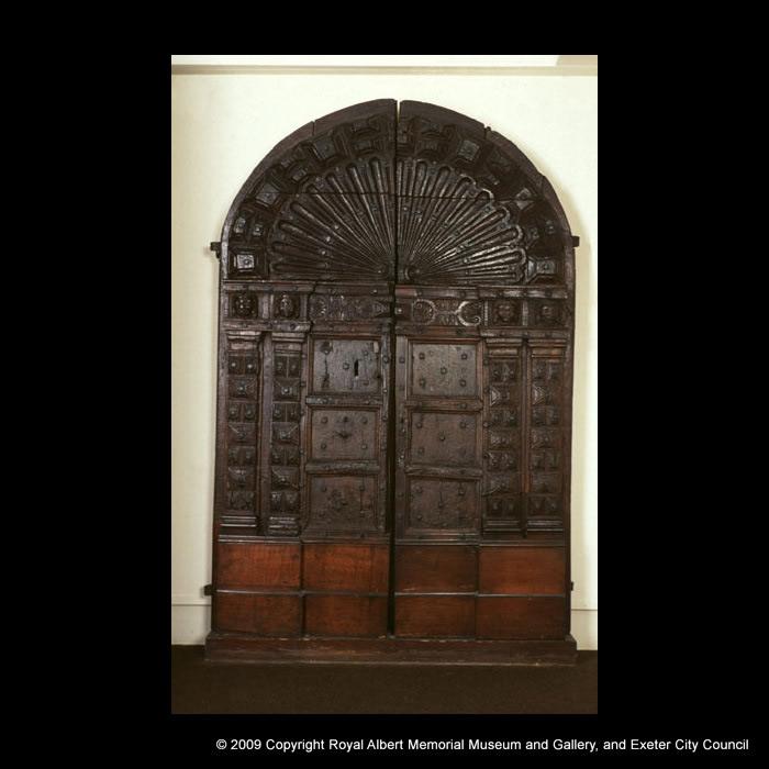 Doors of the High School
