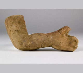 Votive Offerings Given in Exchange for Healing - Votive Arm Figurine