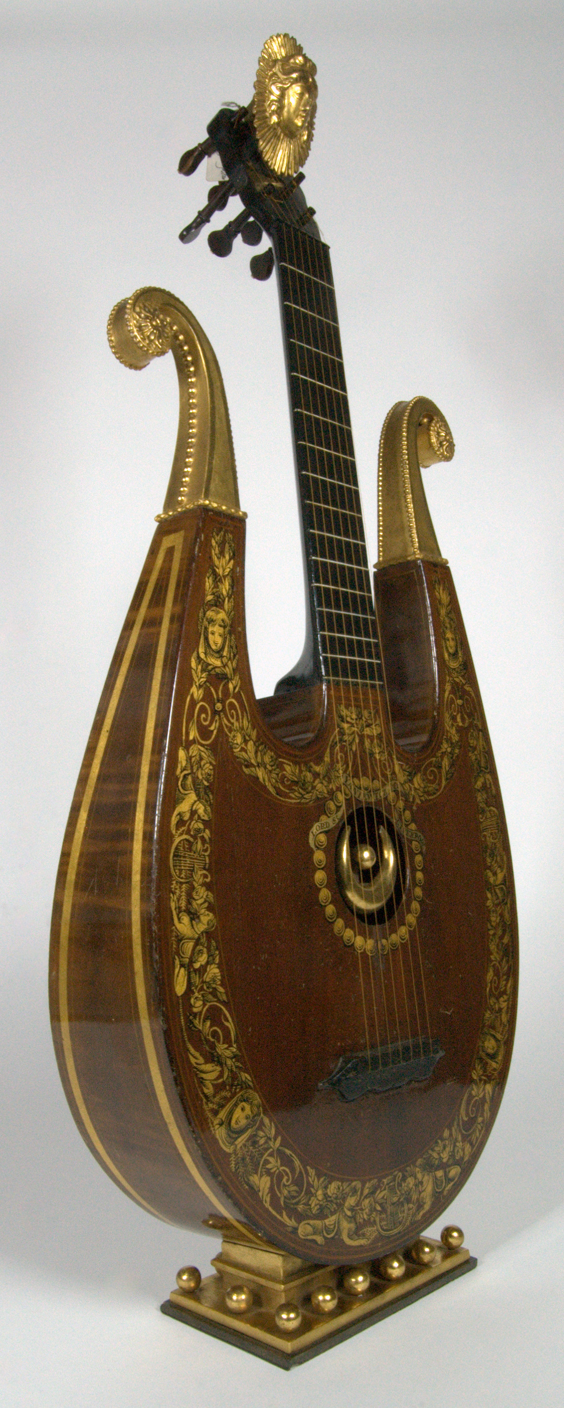 """Apollo Lyre"" or Guitar"