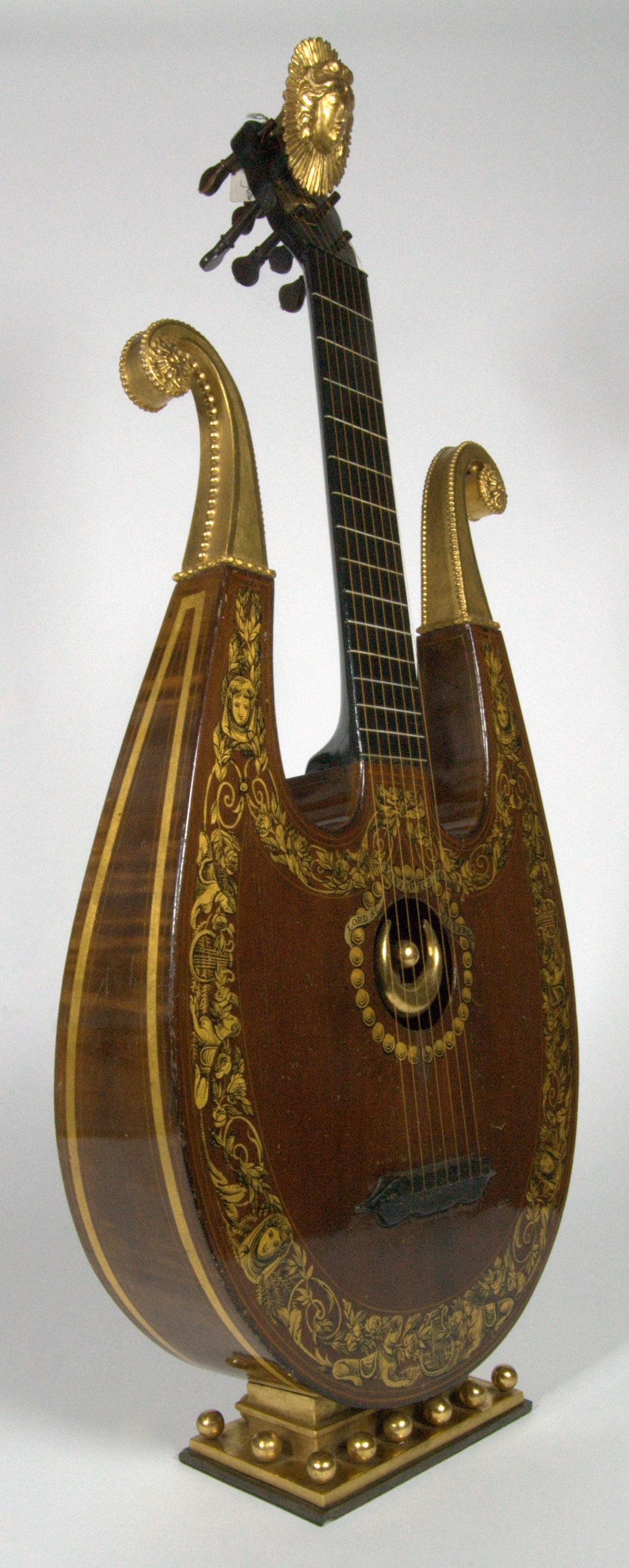 """Apollo Lyre"" or Guitar"
